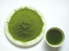 japanese matcha green tea powder