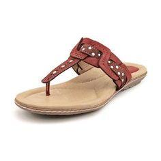 Earth Women's 'Mist' Leather Sandals Slippers For Girls, Womens Slippers, Ladies Slippers, Flat Sandals, Leather Sandals, Gents Slippers, Comfortable Walking Sandals, Shoe Deals, Amazing Women