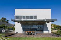 Arquitectura original y de buen gusto Interiores: Casa R en Israel