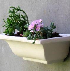 jardinera de pared u cdigo jap jardineras de pared realizadas en cemento gris o con