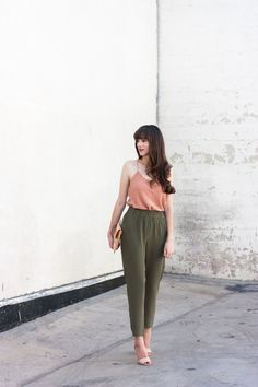 "Grana silk top and silk pants: Get 10% off your order w/code ""JESSICAWxGRANA"" - good until end of October 2016"