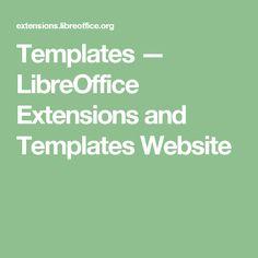 libreoffice budget template