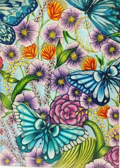 Inspirational Coloring Pages by @midnightscrap #inspiração #coloringbooks…