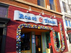 Petoskey, Michigan. American Spoon, Ward and Eis, the Pier, the Bob-in, Lake Michigan, and the amazing Roast and Toast.  #PetoskeyArea http://www.PetoskeyArea.com #PureMichigan