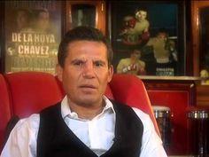 La vida de Julio César Chávez