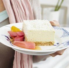 Limetten-Frischkäse-Torte Rezept - [ESSEN UND TRINKEN]