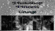 5 - Pincéis (Brushes) Grunge para Photoshop | Bait69blogspot