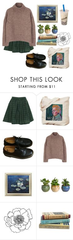 """""""31"""" by ourijimin ❤ liked on Polyvore featuring Tommy Hilfiger, Dr. Martens and Yoshi Kondo"""