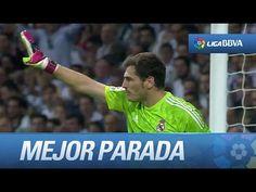 Casillas realiza la mejor parada de la jornada en El Clásico