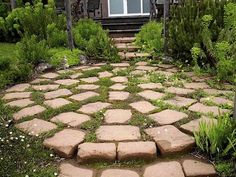 this is a custom blue stone patio with a pizza oven. the inlay is ... - Round Patio Ideas