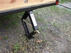 propane tank mount trailers tanks and propane tanks trailer jacks it is very important to start framing from a square and level