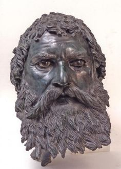 Head of King Seuthes III, Thracian, early Hellenistic period. Photograph: National Institute of Archaeology and Museum, Bulgarian Academy of Sciences National Institute of Archaeology and Museum, Bulgarian Academy of Sciences/pr