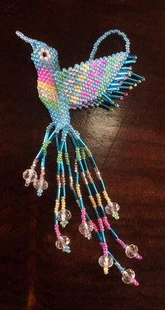 Seed Bead Flowers, Beaded Flowers, Seed Beads, Beading Tutorials, Beading Patterns, Native American Beadwork, Fabric Necklace, Beaded Animals, Brooches Handmade
