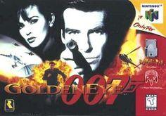Goldeneye - Nintendo n64