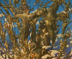 Il mondo di Mary Antony: La Visionary Art di Wolfgang Harms
