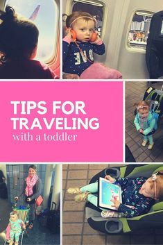 Helpful Tips for Traveling with a Toddler