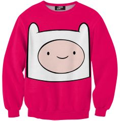http://mrgugu.com/collections/adventure-time/products/finn-face-sweater