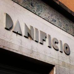 Panificio #italiansigns #grafichepacchiane #vernacular #marble #bakery #bakerysign #typography #italy