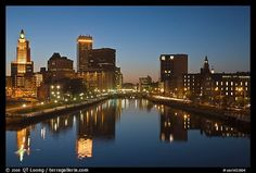 Providence, Rhode Island  Places I've been.