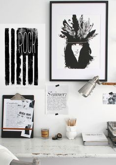 BODIE and FOU★ Le Blog: Inspiring Interior Design blog by two French sisters: Favourite B styling jobs | The Ceramic Owl vase