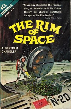 The Rim of Space by A. Bertram Chandler