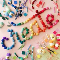 Letter the rainbow