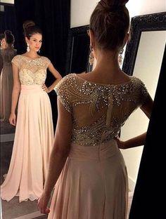 Pink Prom Dressespink Evening Gownssimple Formal Dressesprom