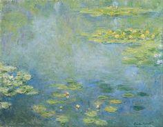 Claude Monet - Waterlilies - Google Art Project - 大原美術館 - Wikipedia