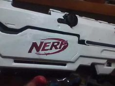 describes a good procedure to paint nerf guns