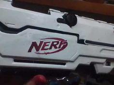 describes a good procedure to paint nerf guns