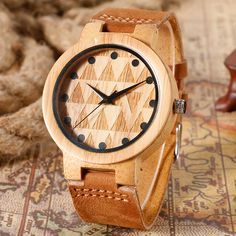Fashion Wooden Wristwatches with Genuine Leather Creative Light Bamboo Watch For Women Men Relojes de madera     Tag a friend who would love this!     FREE Shipping Worldwide     Get it here ---> https://bestonlinewatches.com/fashion-wooden-wristwatches-with-genuine-leather-creative-light-bamboo-watch-for-women-men-relojes-de-madera/