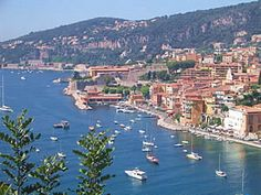 French Riviera View. Built by the Celts near Monaco hundreds of years before Christ. Passing be the famous Augustus Trophy in La Turbie. Also on your visit see the Bay of Angels and Old Town site of the trading town founded by the creeks 2700 years ago.