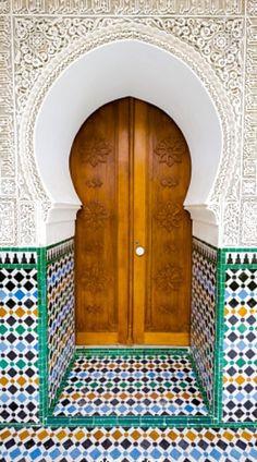 El Mechouar Palace - Tlemcen, Algeria