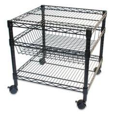 3-Tier Rolling Appliance Cart - BedBathandBeyond.com