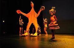 Inspirado na obra da pintora modernista , o espetáculo Vila Tarsila será apresentado no palco do CEU Alto Alegre no dia 22 de novembro, a partir das 19h30. A entrada é Catraca Livre.