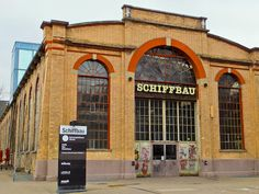 zurich: city west - art, design, food, clubbing in former industrial area