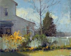 Dawn Whitelaw – The Chestnut Group, Plein Air Painters for the Land
