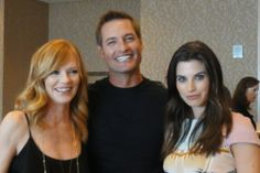 intelligence tv show photos | Intelligence' Interview: Josh Holloway, Meghan Ory and Marg ...