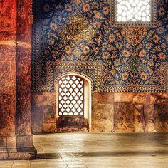Shah (Imam) Mosque,Isfahan, Iran