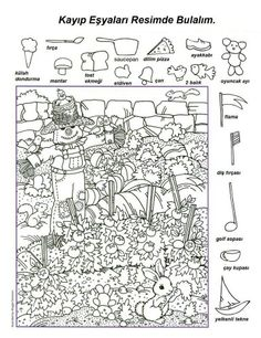 Hidden Pictures for Kids Elegant Hidden Pictures Coloring Page Highlights Hidden Picture – Coloring Books Gallery Color Activities, Activities For Kids, Crafts For Kids, Colouring Pages, Coloring Books, Hidden Pictures Printables, Highlights Hidden Pictures, Hidden Picture Puzzles, Search And Find