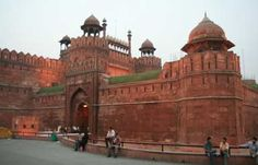 The impressive structure of Red Fort stand along the eastern edge of the walled city on the western bank of the river Yamuna. The Red Fort was built as a royal residence by the Mughal Emperor Shah Jahan in the 17th century. The construction began in 1639 and completed in 1648. The Mughal Emperor constructed the fort with the aim of concentrating the Mughal power in one monument, which looks like a mini dynamic city.