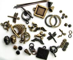 metal jewelry supplies
