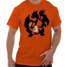 d2ebbe234 Charmander Evolution Shirt Pokemon Show, Pokemon T, Cool Pokemon,  Charmander Evolution, Cute