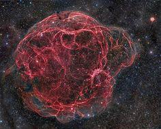 Сверхновые – это сверхстарые | Лаборатория космических исследований