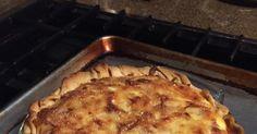 Frazgo Feasting: Spinach, Ham, Smoked Gruyere Quiche