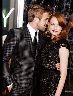 Ryan Gosling + Emma Stone = doubly fabulous