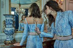 Vogue Brasil October 2016 Isabeli Fontana and Alessandra Ambrosio by Mariano Vivanco - Fashion Editorials