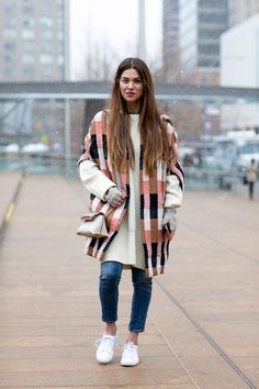 The Best of New York Fashion Week Street Style 2015   Day 3   The Imprint