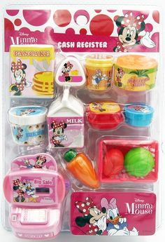 Baby Dolls For Kids, Kids Toys For Boys, Little Girl Toys, Baby Girl Toys, Diy For Kids, Baby Play House, Kids Toy Shop, Minnie Mouse Toys, Cool New Gadgets