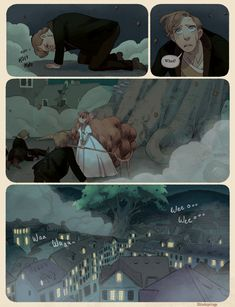Chapter 5-Blindsprings Page Two Hundred and Thirty Four:I think something is. Different. Here...